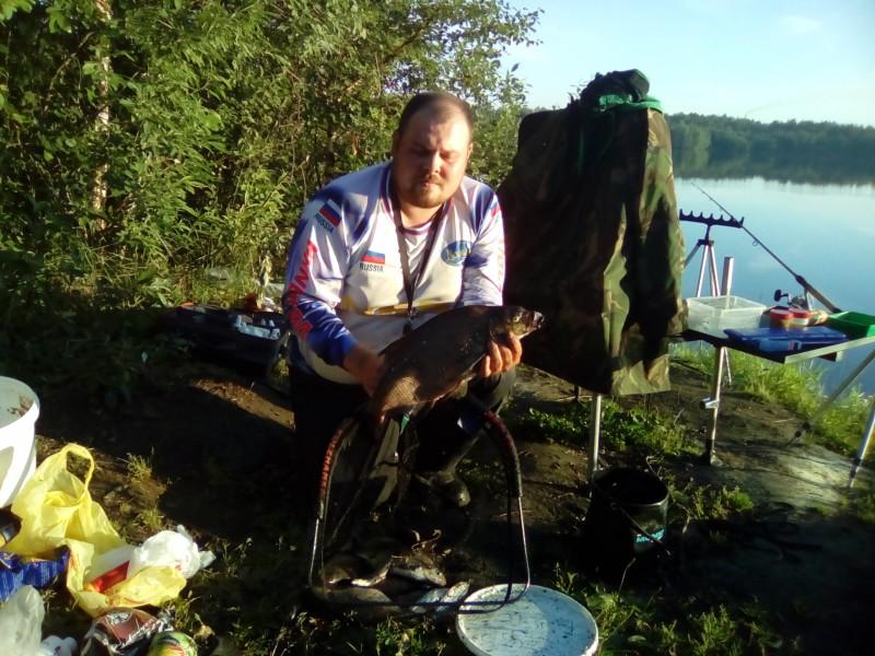 северодвинск рыбалка вчера
