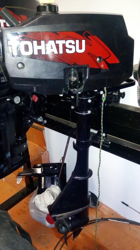 сервисные центры лодочных моторов tohatsu