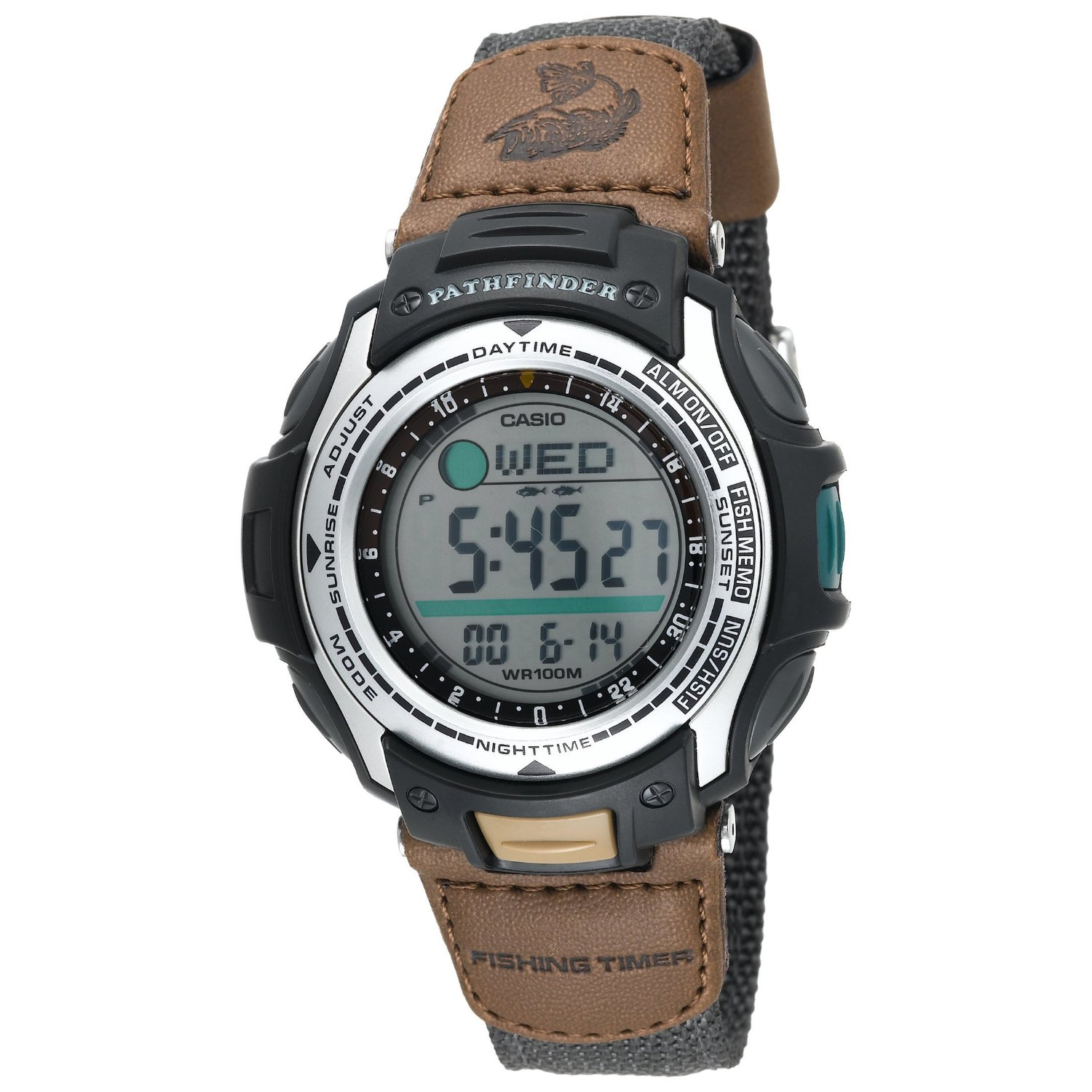 Часы CASIO Forester FT-500WC-5BVCF Оригинал Спорти