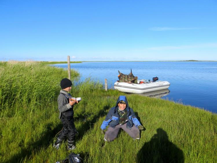 озеро гремиха мурманская область рыбалка