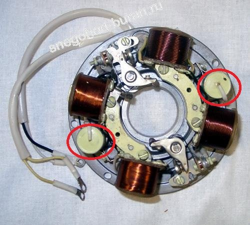конденсаторы для лодочного мотора