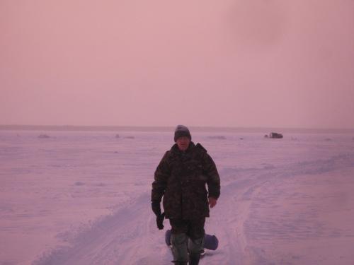 рыбалка на севере форум 2016 сухое море