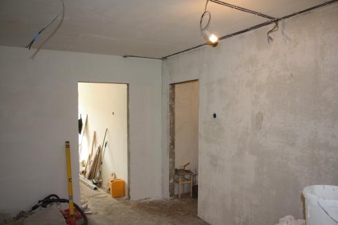 Выравнивание стен в хрущевке