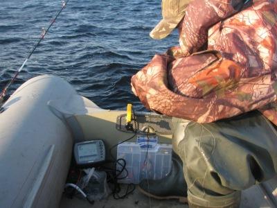 видео на лодке пвх по белому морю