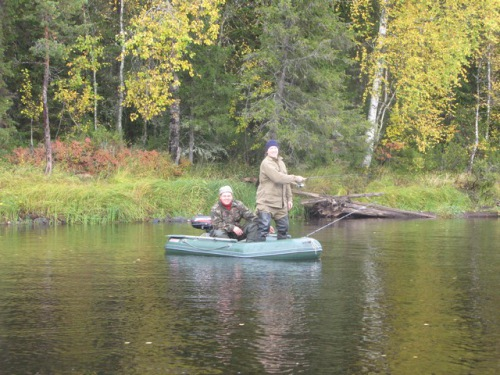 рыбалка на онежском озере шальский