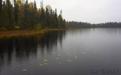 колозеро рыбалка