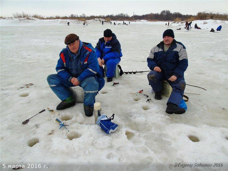 рыбалка в ульяновске 2017