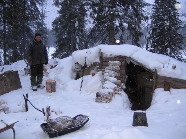 Верхнее Пачозеро (5 марта 2007года) - Просмотр темы * На Севере