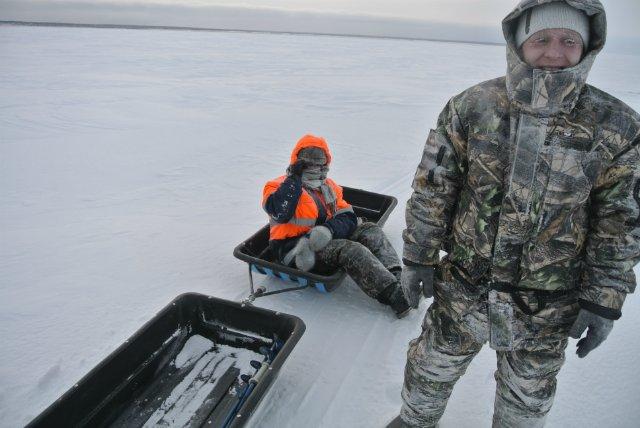 общество рыболовов в северодвинске
