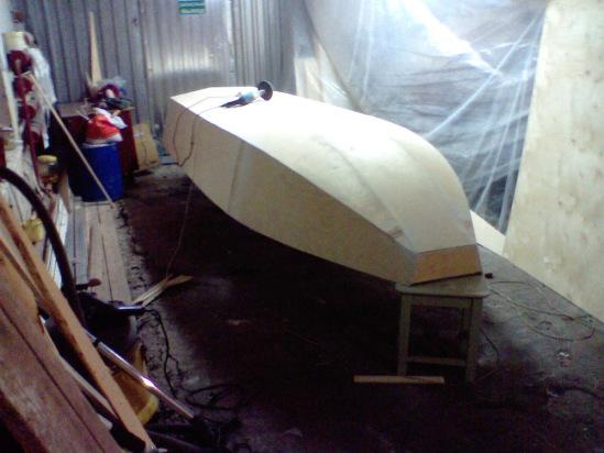 Стеклопластик для постройки лодки своими руками 32