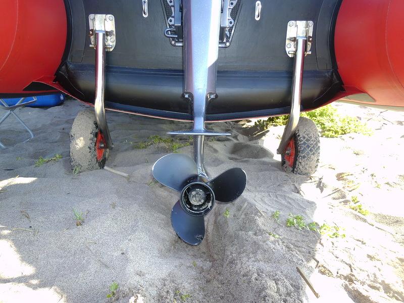 лодочные электромоторы на кавитационную плиту