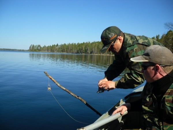 рыбалка видео на продольник