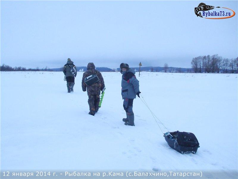 отдых получи каме во  татарстане рыбалка