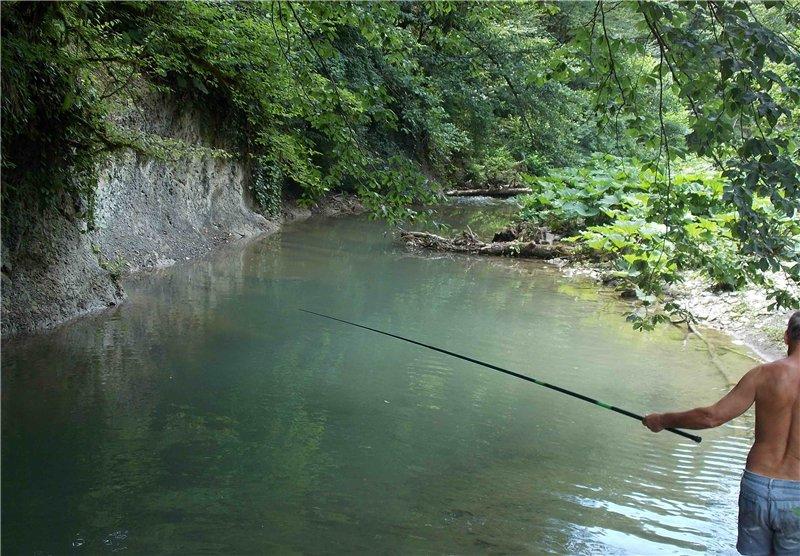 рыбалка на мзымте в сочи видео