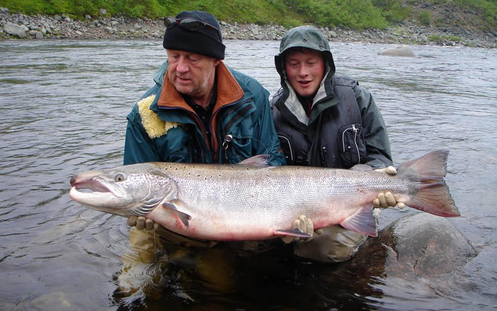 какой размер рыбы можно ловить в мурманской области