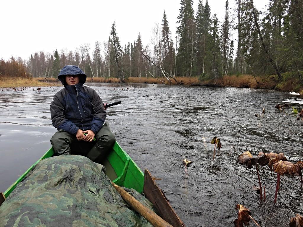 рыбалка на озерах в коми видео