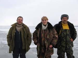 северодвинске рыбак севера