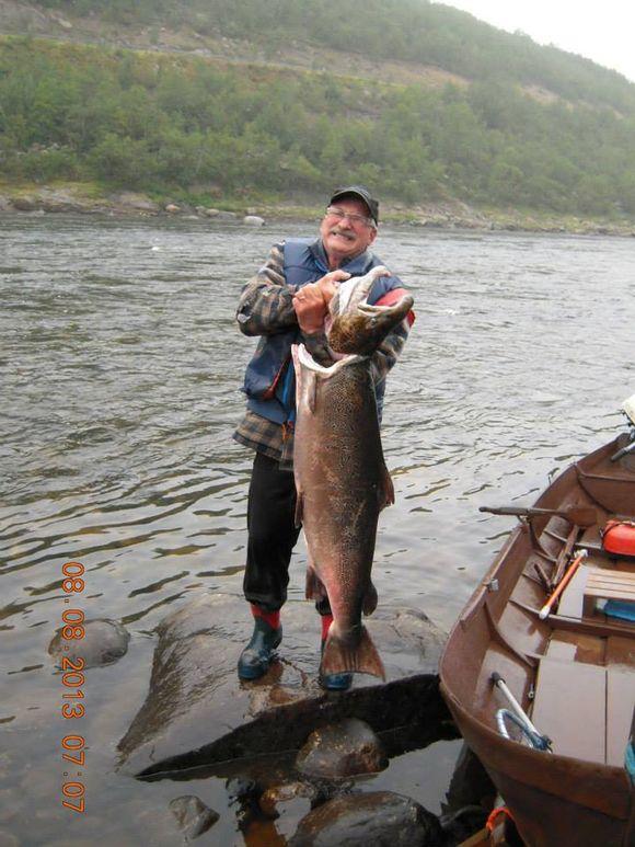 все для рыбалки на лососевых