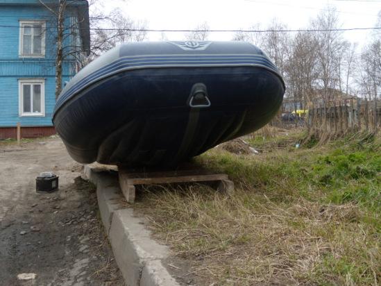 аэродвигатель для лодки пвх