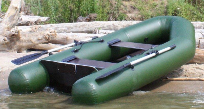 лодка для академиков