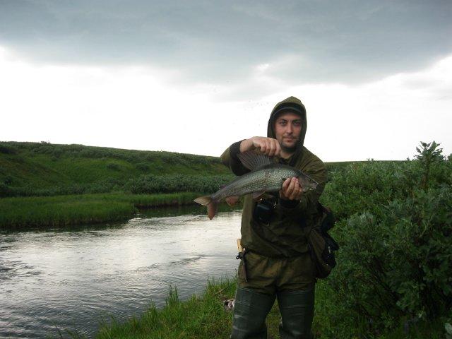 рыбалка в города сыктывкар