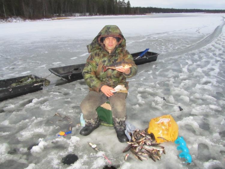 рыбалка в архангельской области налима