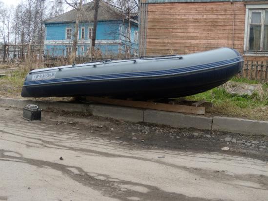 аэродвижители для надувных лодок