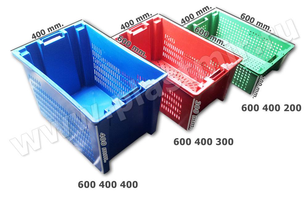 Пластиковые ящики под овощи. - просмотр темы * на севере.