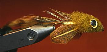 нахлыстовые мушки из меха оленя видео
