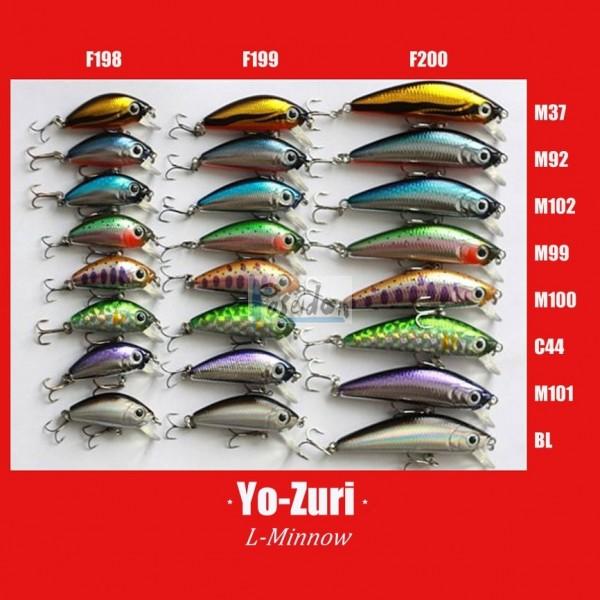yo-zuri l minnow 44 цена