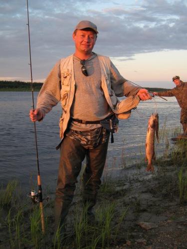 рыбалка в брин-наволок архангельская область