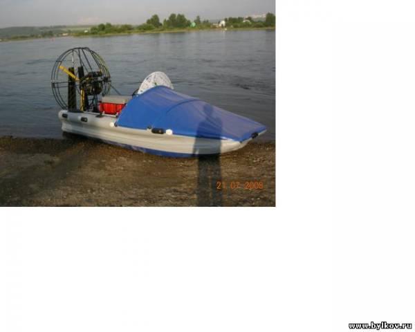 экраноплан резиновая лодка