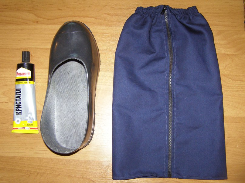 Бахилы для обуви своими руками 25