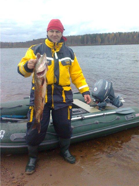 Рыбалка в свирской губе